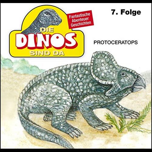 Die Dinos sind da (7) Protoceratops - Karussell / All Ears 2020