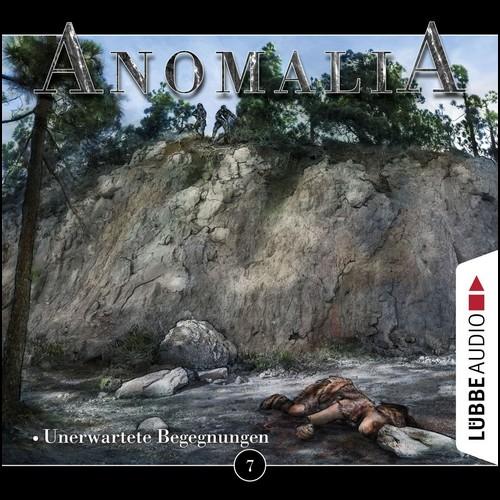 Anomalia (7) Unerwartete Begegnungen - Lübbe Audio 2020