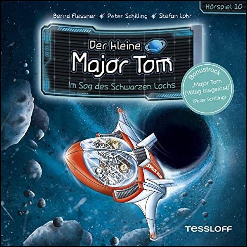 Der kleine Major Tom (10) Im Sog des schwarzen Lochs  - Tessloff 2020