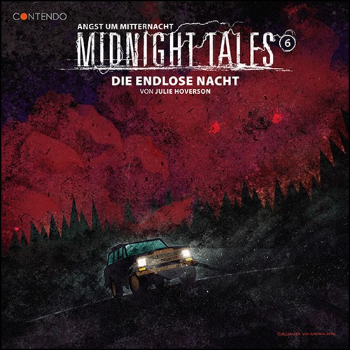 Midnight Tales (6) Die endlose Nacht - Contendo Media 2020