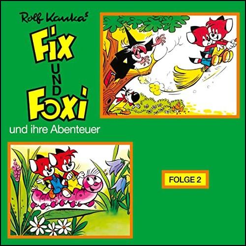 Fix und Foxi und ihre Abenteuer (2) - Decca - All Ears 2020
