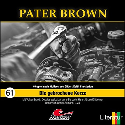 Pater Brown (61) Die gebrochene Kerze - Maritim 2020