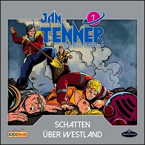 Jan Tenner (7) Schatten über Westland - Zauberstern Records 2020