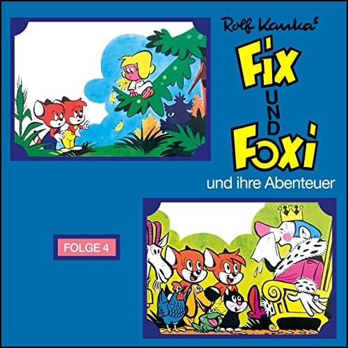 Fix und Foxi und ihre Abenteuer (4) - Decca - All Ears 2020