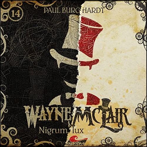 Wayne McLair (14) Nigrum lux - Maritim 2020
