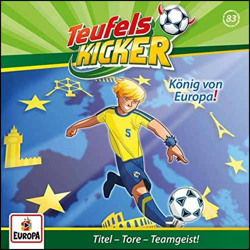 Teufelskicker (83) König von Europa!  - Europa 2020