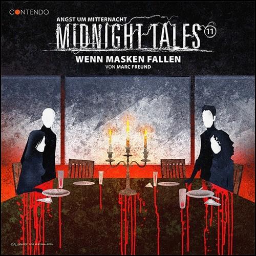 Midnight Tales (11) Wenn Masken fallen - Contendo Media 2020
