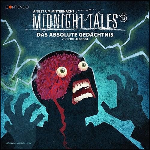 Midnight Tales (13) Das absolute Gedächtnis - Contendo Media 2020