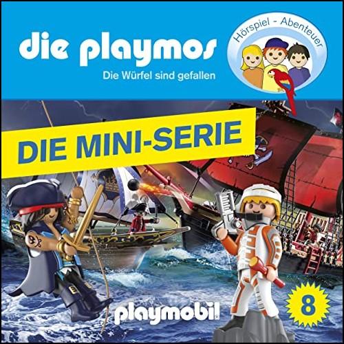 Die Playmos: Die Mini-Serie (8) Die Würfel sind gefallen - floff