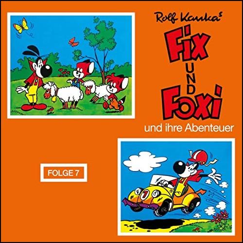 Fix und Foxi und ihre Abenteuer (7) - Decca - All Ears 2020
