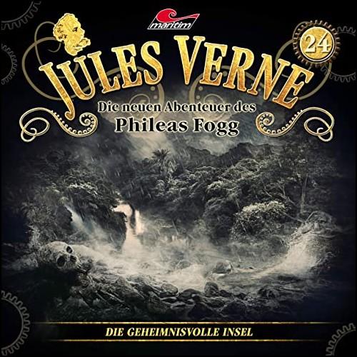 Jules Verne - Die neuen Abenteuer des Phileas Fogg (24) Die geheimnisvolle Insel - Maritim 2020