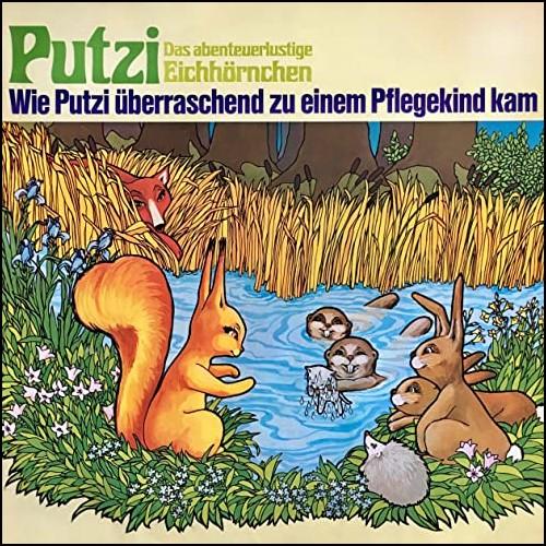 Putzi: Das abenteuerlustige Eichhörnchen (1) Wie Putzi überraschend zu einem Pflegekind kam - Poly - All Ears 2020