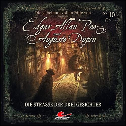 Edgar Allan Poe und Auguste Dupin (10) Die Straße der drei Gesichter - Maritim 2020