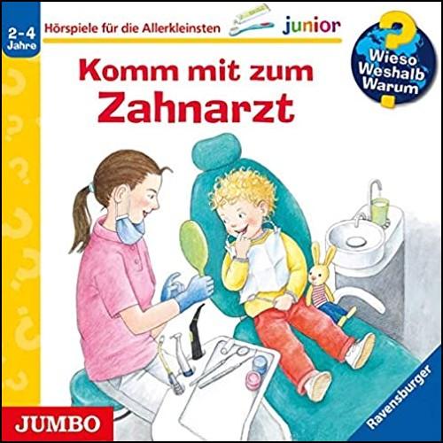 Wieso? Weshalb? Warum? Junior () Komm mit zum Zahnarzt - Jumbo 2020