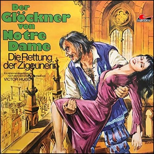 Der Glöckner von Notre Dame (2) Die Rettung der Zigeunerin - Maritim 1979 - All Ears 2020