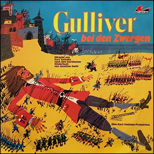 Gulliver bei den Zwergen  (Jonathan Swift) Maritim 1972 - All Ears 2020