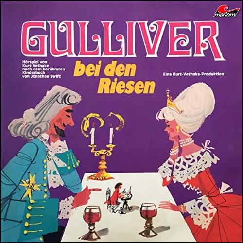 Gulliver bei den Riesen (Jonathan Swift) Maritim 1972 - All Ears 2020