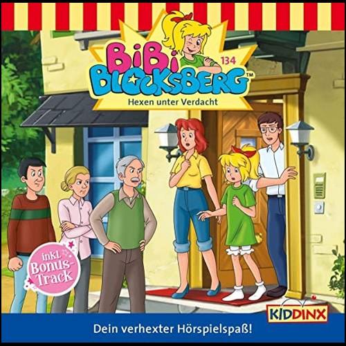 Bibi Blocksberg (134) Hexen unter Verdacht  - Kiddinx 2020