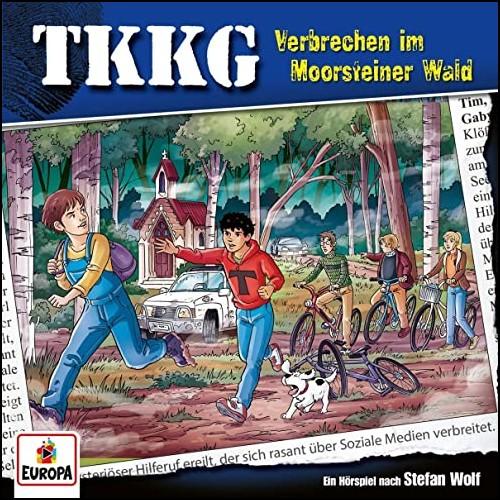 TKKG (215) Verbrechen im Moorsteiner Wald  - Europa 2020