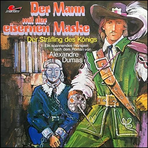 Der Mann mit der eisernen Maske (2) Der Sträfling des Königs - Maritim 1979 - All Ears 2020