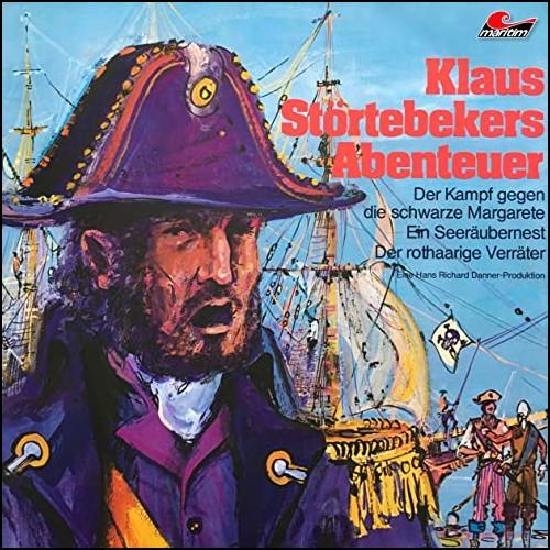 Klaus Störtebekers Abenteuer (1) Der Kampf gegen die schwarze Margarete und andere Abenteuer  - Maritim 1974 - All Ears 2020