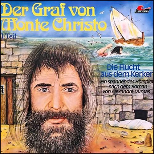 Der Graf von Monte Christo (1) Die Flucht aus dem Kerker  - Maritim 1979 - All Ears 2020