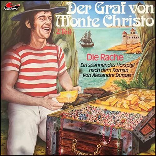Der Graf von Monte Christo (2) Die Rache  - Maritim 1979 - All Ears 2020