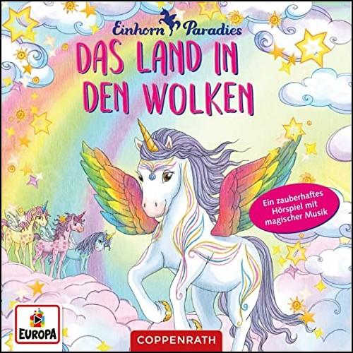 Einhorn-Paradies (6) Das Land in den Wolken - Coppenrah-Europa 2020