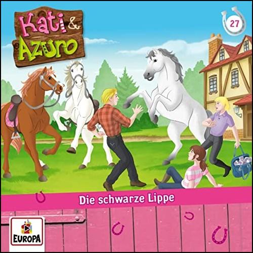 Kati und Azuro (27) Die schwarze Lippe  - Europa 2020