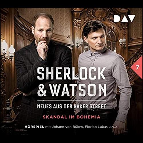 Sherlock und Watson - Neues aus der Baker Street (7) Skandal im Bohemia - DAV 2020