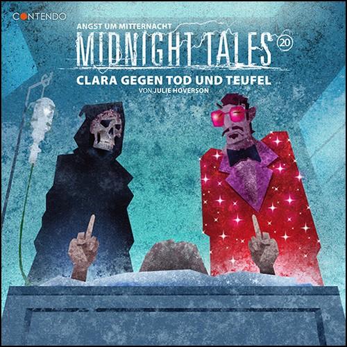 Midnight Tales (20) Clara gegen Tod und Teufel - Contendo Media 2020