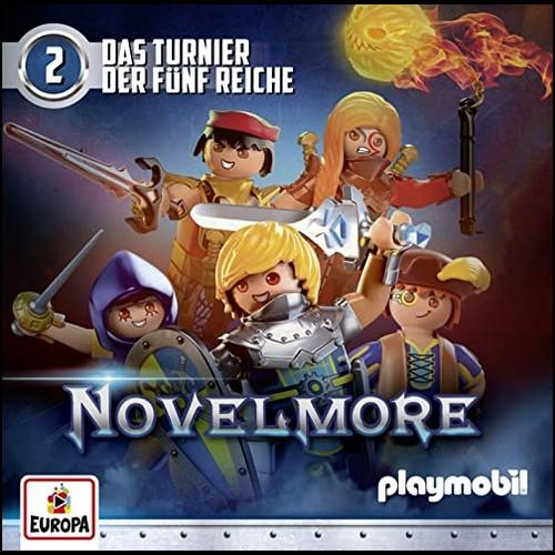 Playmobil Hörspiele (2) Novelmore: Das Turnier der fünf Reiche  - Europa 2020