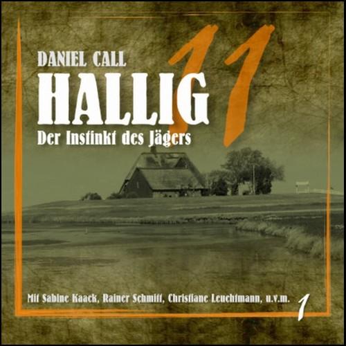 Hallig 11 (1) Der Instinkt des Jägers - Hermann Media 2020