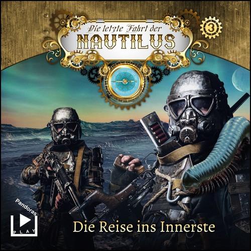 Die letzte Fahrt der Nautilus (3) Die Reise ins Innerste - Pandoras Play 2020