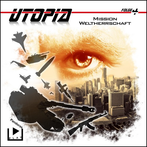Utopia (4) Mission Weltherrschaft - Pandoras Play 2020
