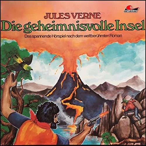 Die geheimnisvolle Insel  (Jules Verne) Maritim 1979 - All Ears 2020