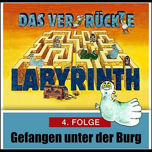 Das verrückte Labyrinth (4) Gefangen unter der Burg - Karussell 19?? / All Ears 2020