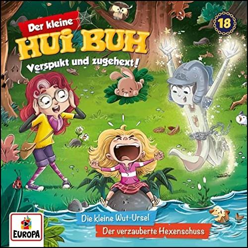 Der kleine Hui Buh (18) Die kleine Wut-Ursel / Der verzauberte Hexenschuss - Europa 2020