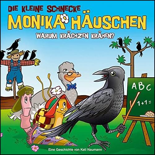 Die kleine Schnecke Monika Häuschen (57) Warum krächzen Krähen?  - Karussell 2020