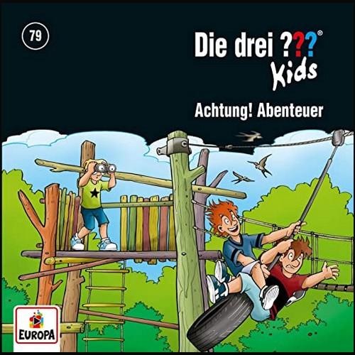 Die drei ??? Kids (79) Achtung, Abenteuer - Europa 2020
