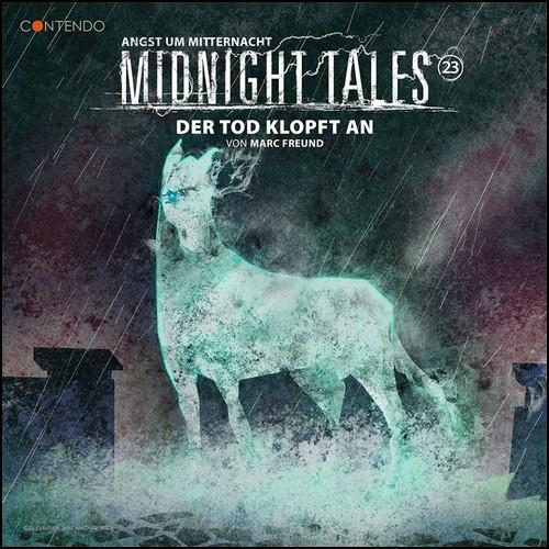 Midnight Tales (23) Der Tod klopft an - Contendo Media 2020