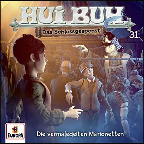 Hui Buh (31) Die vermaledeiten Marionetten - Europa 2020