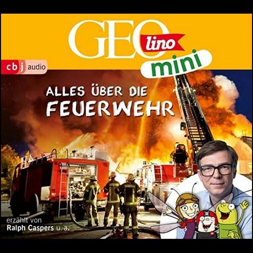 GEOlino mini (1) Alles über die Feuerwehr - cbj audio 2020