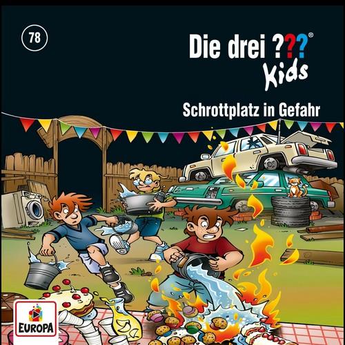 Die drei ??? Kids (78) Schrottplatz in Gefahr - Europa 2020