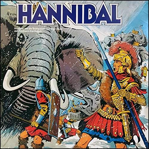 Hannibal (1) Der lange Marsch - Zebra 1977 / All Ears 2020
