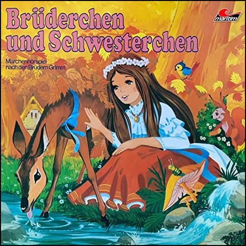 Brüderchen und Schwesterchen  (Gebrüder Grimm) Maritim 1973 / All Ears 2020