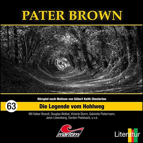 Pater Brown (63) Die Legende vom Hohlweg - Maritim 2020