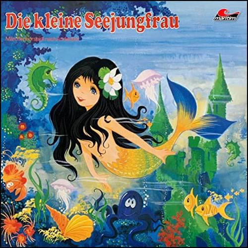 Die kleine Seejungfrau  (Hans Christian Andersen) Maritim 1982 - All Ears 2020