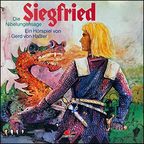 Die Nibelungensage - Siegfried  (Gerd von Haßler) Maritim 1976 / All Ears 2020