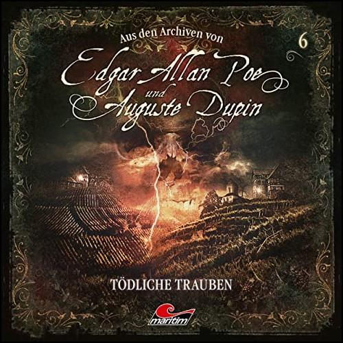 Edgar Allan Poe und Auguste Dupin - Aus den Archiven (6) Tödliche Trauben - Maritim 2020